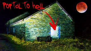 Warning Is The Door To Hell Inside This Haunted House? Screaming Heard From A Bottomless Hole