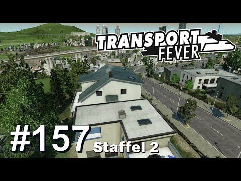 TRANSPORT FEVER S2/#157: Im Flugzeug über Hamburg [Let's Play][Gameplay][German][Deutsch]