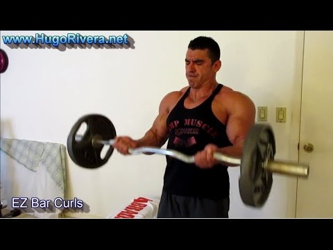 Shoulders, Biceps & Triceps Short Bodybuilding Training Rout