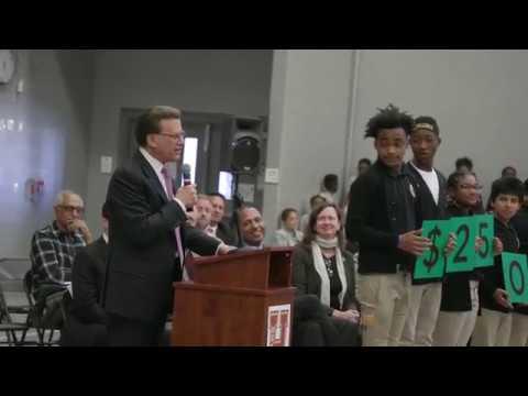 LA Welcomes Steven Gamache To Milken Educators In New Orleans