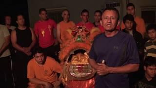 Danza del León en Villa de Cura