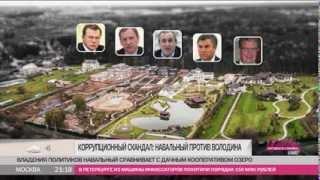 """Навальный против кооператива """"Сосны"""""""