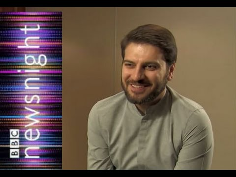When Sami Yusuf met Newsnight