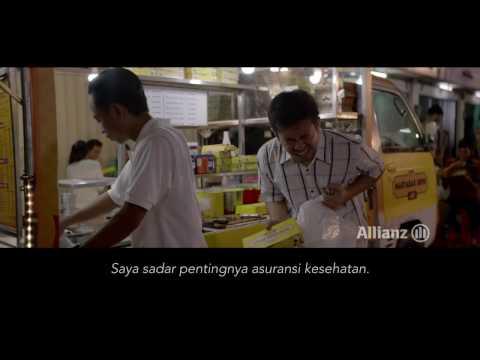 Asuransi kesehatan Grup - Allianz Indonesia untuk Saya, keluarga dan karyawan - Subtitle