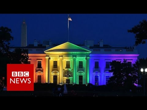 Can Trump outlaw gay marriage? BBC News