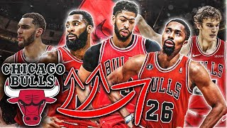 I Tried To Create The Perfect Off Season For The Chicago Bulls (And This Is What Happened)