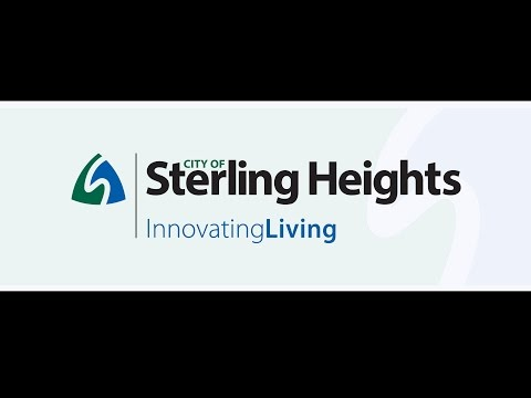 New City of Sterling Heights Logo