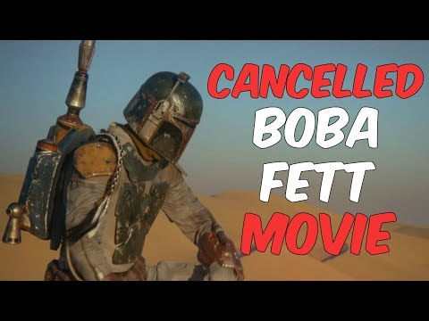 The Cancelled 2015 Boba Fett Movie | Cutshort
