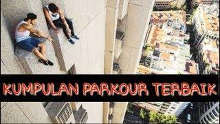 Parkour terbaik dunia | kumpulan parkour terhebat dunia