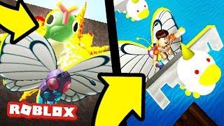 Escape Caterpie Island! (Roblox Pokemon)