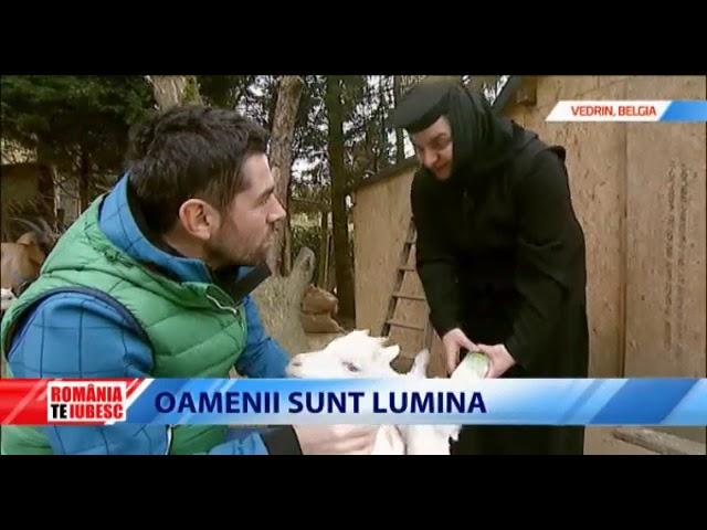 ROMANIA TE IUBESC - COMUNITATEA RAMANEASC? din Belgia