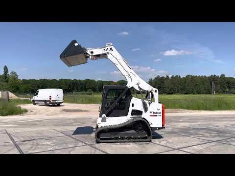 Used heavy machinery Bobcat T770 - ACS / Beacon / SNDPKG / HVAC Kompaktlader