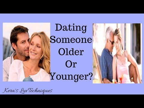 age gap dating someone much younger