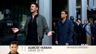 """Almost Human"" - Avance Episodio 2"