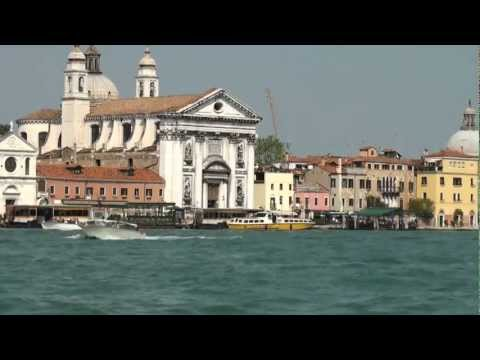 (HD)travel to Italy,Venice-vaporetto