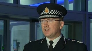 Greater Manchester Police give update on terror attack