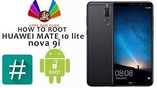 видео Получаем root Huawei Mate 10 Pro