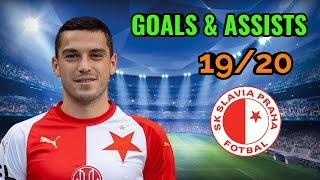Nicolae Stanciu | GOALS & ASSISTS | 19/20