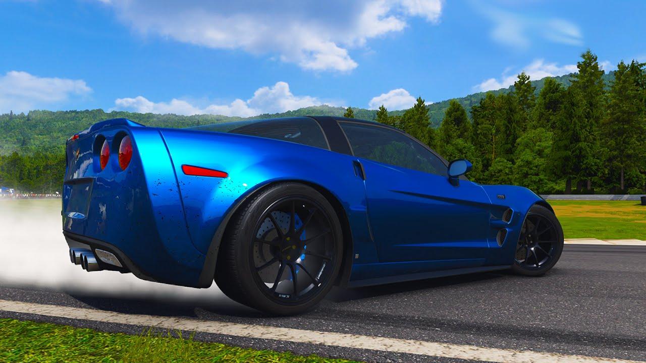 Corvette Blue Devil Zr1 Tune Tuesdays