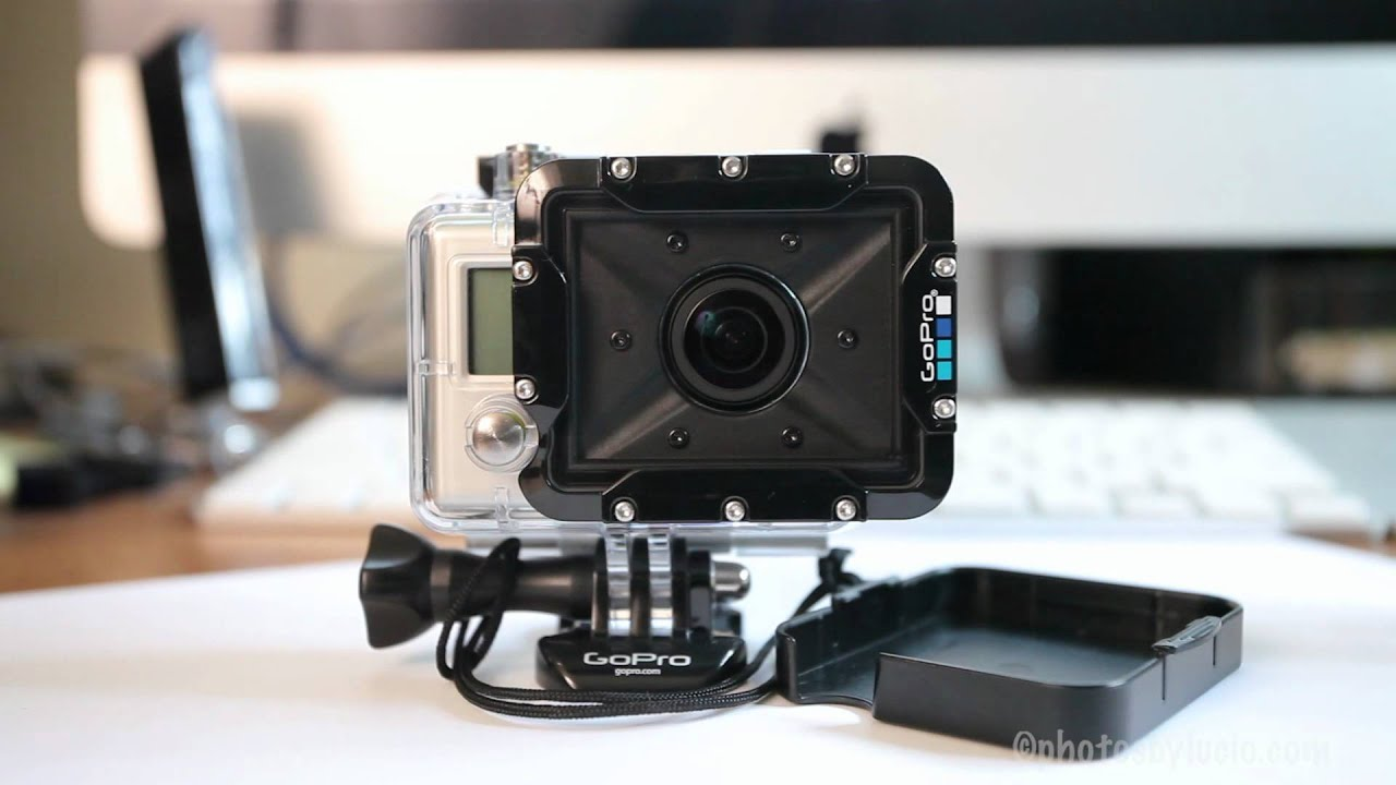 gopro hero2 dive housing review comparison footage of new vs old housing youtube. Black Bedroom Furniture Sets. Home Design Ideas