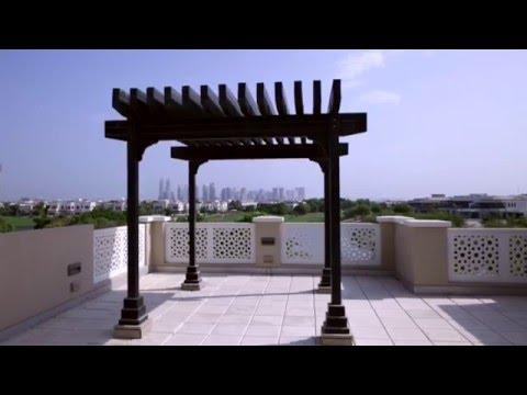 3 Bedroom Montgomerie Maisonettes Villa in Emirates Hills.