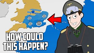 What if the UK lost the Battle of Britain?! on This Awesome New Strategy Game Total Tank Simulator
