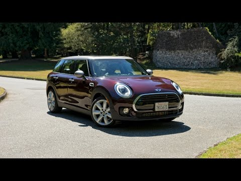 2016 MINI Cooper Clubman Car Review