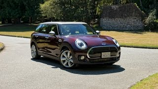 2016 MINI Cooper Clubman Car Review
