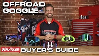 Best Motocross Goggles   2016