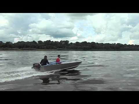 Моторная лодка Wyatboat 390У