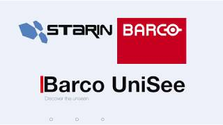 Starin and Barco Unisee Demo