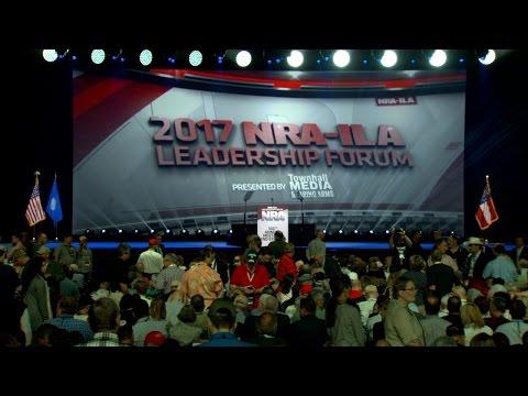 President Trump visits Atlanta Friday for NRA convention