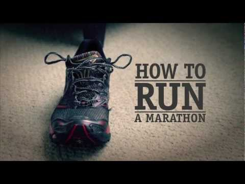 How to Run a Marathon / Cómo correr un Maratón