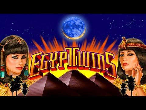 Egypt Twins Slot - NICE SESSION, ALL BONUS FEATURES!
