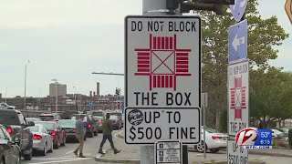 Providence police to begin enforcement of 'blocking the box' initiative