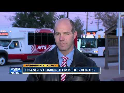 MTS increases bus service to make commute faster, easier