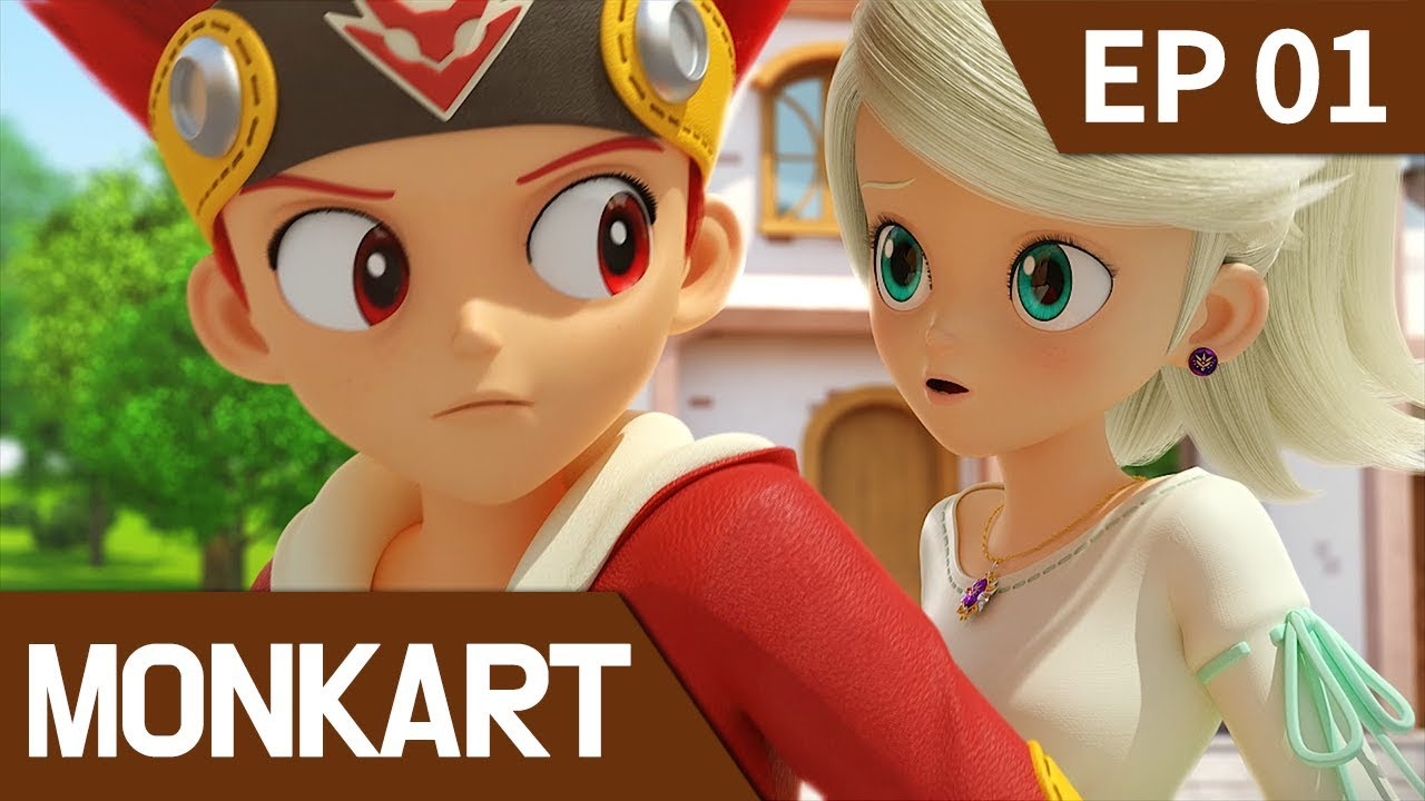 Download [MonKartTV] Monkart Episode - 1