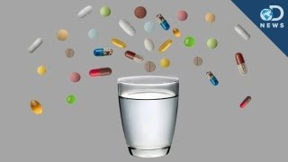How Drugs Pollute Our Drinking Water