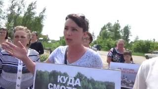 Несанкционированные свалки мусора в Воронежской области