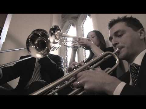Wedding Music - Can you feel the love tonight - Wedding Brass