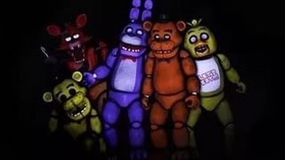 1 ночь Five Nights at Freddys