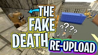 The BEST FAKE DEATH EVER !! (Re-uploaded)