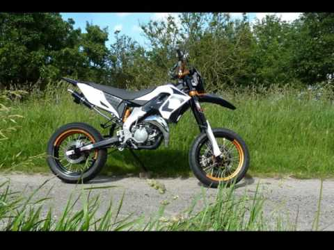 MdV's Customize Derbi Senda DRD Pro