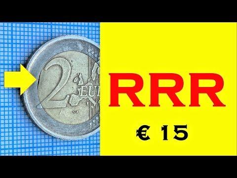 Italy 2 Euro Defect R R R Euro Coins Regular Coinage