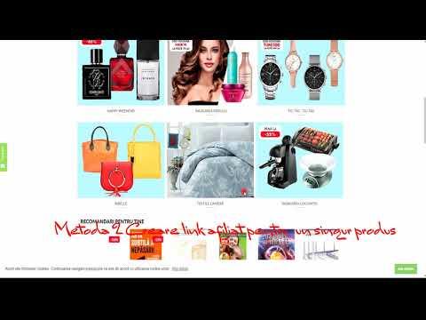 2 Performant Marketing Afiliat - Tutorial creare link de afiliere thumbnail