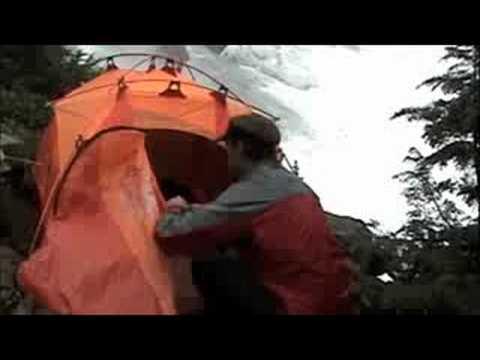 Marmot Alpinist Tent & Marmot Alpinist Tent - YouTube