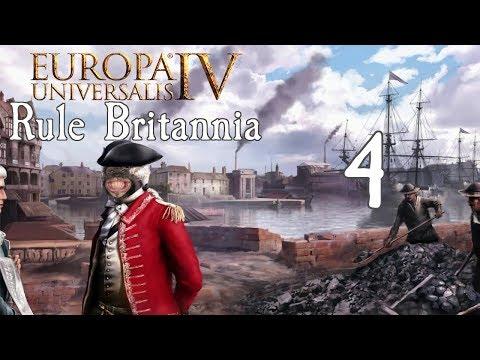 Los escoceses s'an enfadao con la frase [4] Rule Britannia DLC en Español EU4
