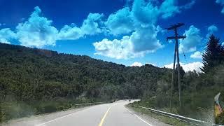 Route 40 (El Bolson-Bariloche) Argentina