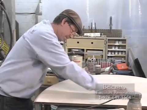 Furniture Restoration Massachusetts and New Hampshire
