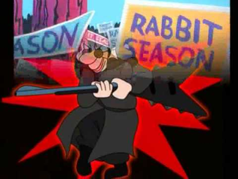 OZZY FUDD (the rabbit slayer) KILL THE WABBIT